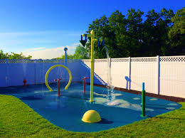 This Swimming Pool Club Had Us Install This Splash Pad With 9 ... Portable Splash Pad Products By My Indianapolis Indiana Residential Home Splash Pad This Backyard Water Park Has 5 Play Wetdek Backyard Programs Youtube Another One Of Our New Features For Your News And Information Raind Deck Contemporary Living Room Fniture Small Pads Swimming Pool Chemical Advice Ok Country Leisure Backyards Impressive Mcdonalds Spray Splashscapes Park In Caledonia Michigan Installed