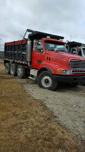100 Tri Axle Dump Trucks 2004 Sterling LT9500 Truck Maine Financial Group