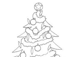Christmas Tree Coloring Page Print by Free Coloring Book Pages To Print And Color Printables And