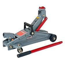 amazon com pro lift f 2332 grey hydraulic floor jack 2 ton