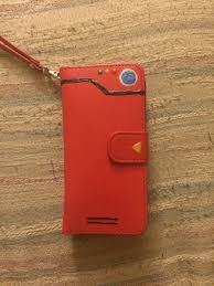 New pokedex phone case I just made