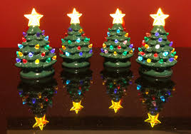 Blue Skies For Me Please QVCs Mr Christmas Mini Nostalgic Tree Ornaments Review