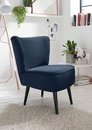 lifestyle4living esszimmerstuhl gepolstert blau vintage look rückenechter stoff bezug eleganter polsterstuhl für küche und esszimmer