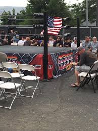 100 Stupid People And Folding Chairs Im Here At Extreme Midget Wrestling In My Small Idaho Hometown