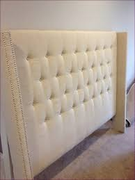 Skyline Velvet Tufted Headboard by Bedroom Marvelous White Velvet Tufted Bed Nailhead Trim