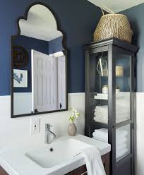 clever storage hacks to make the most of your tiny bathroom
