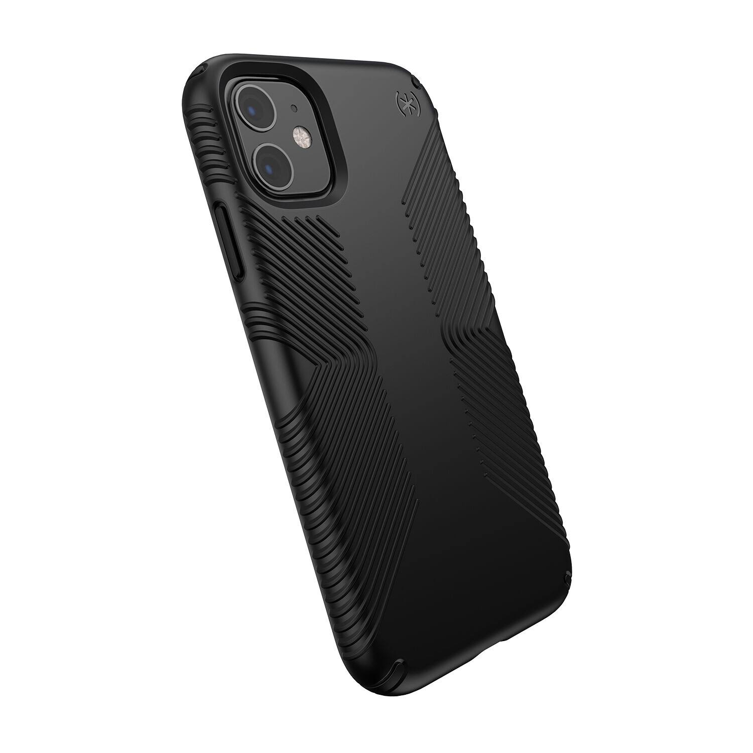 Speck Presidio Grip Case for iPhone 11 (Black)