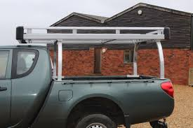 Allyback Mitsubishi L200 Universal Pick Up Truck Alloy Roof Rack ...