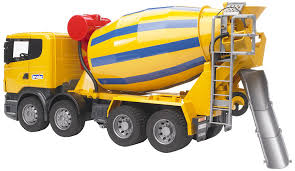 100 Truck Top Bruder Scania RSeries Cement Mixer Popular 43568 43568