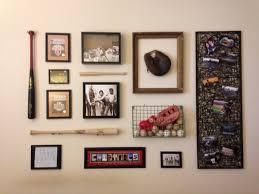 FurnitureWall Art Tumblr Beautiful Outstanding Creative Wall Collage Ideas Baseball Amazing Unique