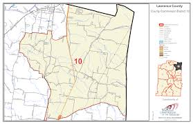 District 10 Lawrence County Tennessee Government