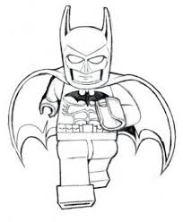 Lego Batman Printable Coloring Pages Print To Or Download Images