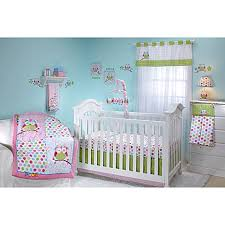 Taggies™ Owl Crib Bedding Collection BABY