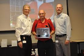 100 Southeastern Trucking Tracking Freight Lines Recognizes Malcom Bryant For 50 Years Of