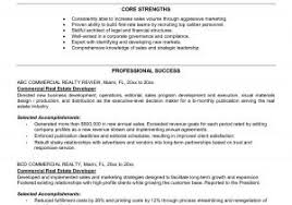 Long Term Employment Resume Examples Realtor Templates