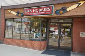 E & S Trains and Hobby Shop in Akron Ohio