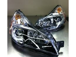 subaru legacy and outback special appearance package headlights