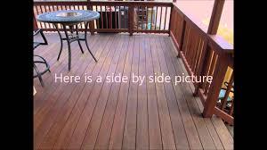 Cumaru Hardwood Flooring Canada by Cumaru Decking Boards Review Youtube