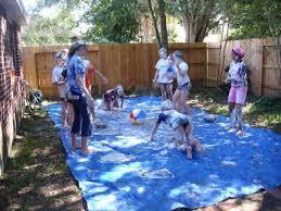 Youngsters Backyard Birthday Celebrations