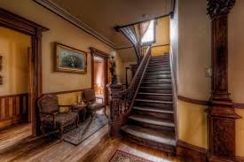 Whats It Like Living In A Haunted House Victorian Interiors And Staircases