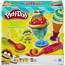 Play Doh Ice Cream Treats Amazon Toys & Games