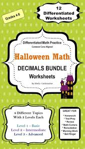 Halloween Multiplication Worksheets 4th Grade by Best 25 Rounding Decimals Worksheet Ideas On Pinterest Rounding