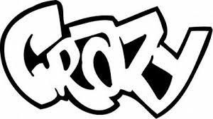 Unique Graffiti Word Art 5
