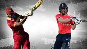 England Vs West Indies 2017 Schedule