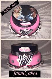 Wwe Raw Cake Decorations by Wwe Diva Cake Tannicakes Pinterest Diva Cakes Cake And