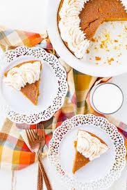 Desserts With Pumpkin Pie Filling by Best Ever Impossible Pumpkin Pie Recipe Sugar U0026 Soul