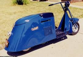 This Group Of Photos Include The Cushman Motor Scooters