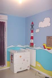 deco mer chambre décoration chambre garcon mer
