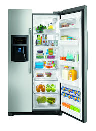 frigidaire counter side by side refrigerator ffsc2323ls