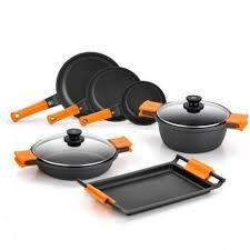 batterie cuisine batterie cuisine induction pour 2 à 4 personnes