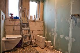 badsanierung neues badezimmer mit wohlfühlfaktor blauarbeit