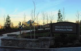 Magnolia Park Hillsboro Oregon