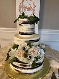 Rustic Wedding Cake Jacquespastries Manchestercountryclub Manchester Cc