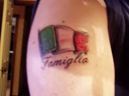 For My Family Famiglia Is In Italian