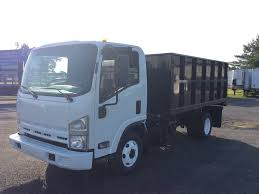 2012 ISUZU NPR DUMP TRUCK FOR SALE #576793
