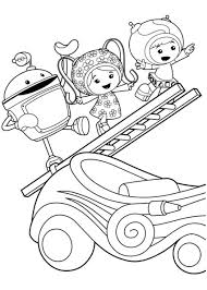 Free Printable Team Umizoomi Coloring Pages For Kids Within Napisyme