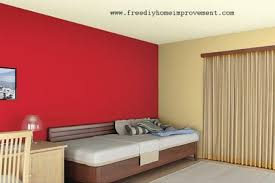 Room Wall Color Combination For Designs
