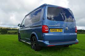VW T6 Campervan 2016 Chrome Side Bars