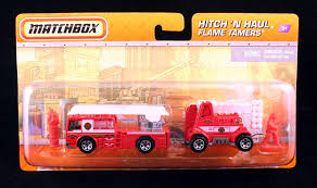 100 Fire Truck Accessories Buy Flame Tamers Matchbox Hitch N Haul DieCast 164