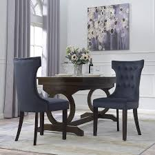 Amazon.com - Belleze Set Of 2, Black Premium Dining Chairs Side Room ... Shop Flatiron Nailhead Upholstered Ding Chairs Set Of 2 By Chair Custom Awesome Tufted Dhi Nice Nail Head Pack Multiple Colors Classic Parson Living Room Trim Benchwright Ii Velvet Of By Inspire Q Scottsdale With Button Tufting And Premium 90 Off World Market Abbie Beige Linen