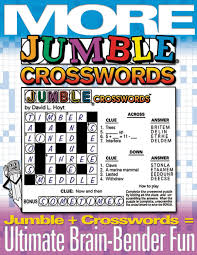 Theater Curtain Fabric Crossword by More Jumble Crosswords Jumble Crosswords U003d Brain Bender Fun