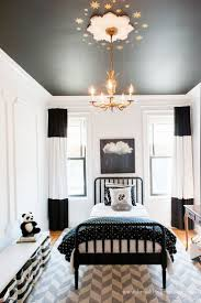 Brooklyn Limestone Black And White Big Little Girls Room Complete