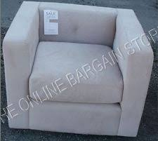 West Elm Everett Chair Leather by West Elm Chairs Ebay