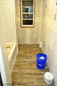 shower tub surround tile and grout a designer at home