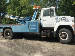 100 Used Tow Trucks USED 1986 FORD CNT TOW TRUCK FOR SALE 2149
