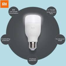 original xiaomi yeelight white color led smart bulb wifi remote